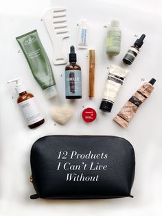The Importance of Routine and 12 Products I Can't Live Without