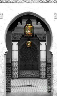 Marocan Dorway www.bullesconcept.com
