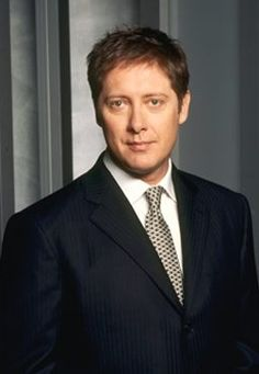 I am completely in love with this man.Not the actor James Spader, but Alan Shore from  Boston Legal.