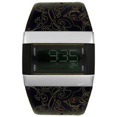 Comfortable, simple timepiece is perfect for every day wearSpend more time on your pace and less time keeping track of it with this Nike watchWomen's watch is crafted of stainless steel and plastic
