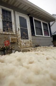 Hurricane Sandy ravages N.J. on October 29th: Photo Gallery 1