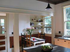 Kitchen Nook After