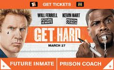 Watch Get Hard 2015 Movie in HD video and audio quality. Here is the best place where you can find latest and upcoming movies for free.
