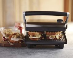 Breville Panini Press | Williams-Sonoma