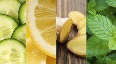 Água mágica: receita termogênica e detox para ir secando ao longo do dia - Bolsa de Mulher
