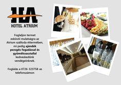 Wedding offer - Hotel Atrium Tg. Secuiesc