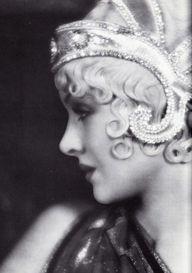 Vintage Burlesque Hat
