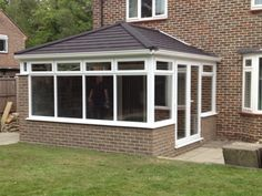 pictures of conservatories - Google Search Enclosed Carport, Conservatory, Garage Doors, Shed, Outdoor Structures, Outdoor Decor, Google Search, Pictures, Home Decor