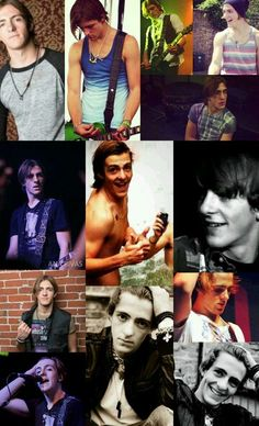 Rocky Lynch collage! Could he not? Like, why can't he be mine?