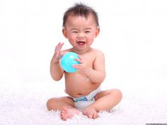 Beautiful Children Wallpaper Playing And Laughing Babies Computer