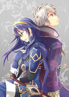 Robin x Lucina