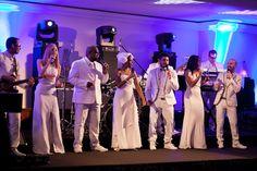 Wedding band in Prague