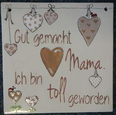 Selbstgemacht im Paint your Style Lüneburger Heide :)