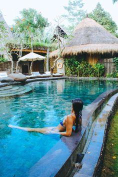 Swimming Pool at Fivelements Ubud, Bali