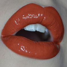 Lipgloss Lipstick Mango Tea Lip Lacquer by JLarueCosmetics on Etsy