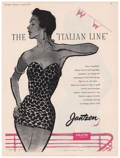 The Italian Line.