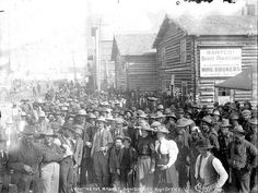 klondike gold rush | ... 1898 | Klondike Gold Rush 1897 - For My novel More Than Gold