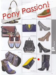 For Leather Lovers only! Pony is a must have in the fall collections 2013. Accessories and ‪#‎madeinitaly‬ ‪#‎shoes‬ are what you need to be up-to-date! http://www.fabiorusconishop.it/