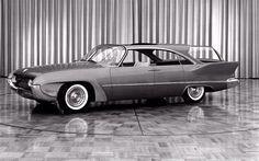 1958 Plymouth Cabana station wagon concept