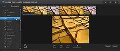Adobe Photoshop Express Editor