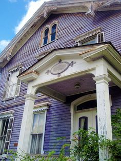 Front of the house by dianecordell, via Flickr