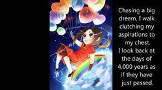 (APH) ~ China ~ Moon Over Emei Shan FULL English Lyrics