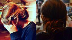 amazing hairstyle! www.fabrykainspiracji.wordpress.com