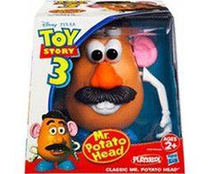 Playskool Toy Story 3 Classic Mr Potato Head Action figure: confronta i prezzi e compara le offerte su idealo.it