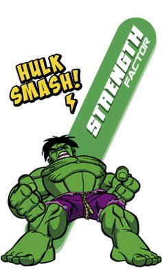Hulk - The Super Hero Squad