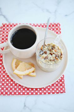 5 minute carrot cake oatmeal