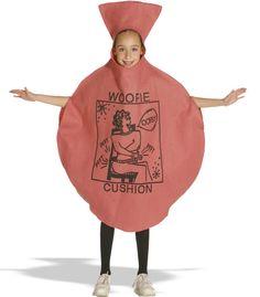Child's Woopie Cushion Costume ~ Silly Fierce Kids Costume