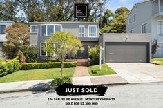 JUST SOLD for $2,300,000! Thankful to close escrow today on this beautiful Monterey Heights home.  My sellers bought this house 45 years ago in 1975 on this exact day, July 31st. This was their cherished, family home filled with good times, raising children, grandchildren and many pets along the way. Now 45 years later, a new family is taking over and creating their own story and memories. Happy tears! Bathroom Renovations, Bathrooms, Terraced Backyard, Custom Decks, Great Schools, Wood Cabinets, Kitchen And Bath, Renovated Kitchen, Kitchen Remodel