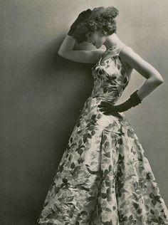 Lofficiel de la mode - n°373-374 de 1953 Fath