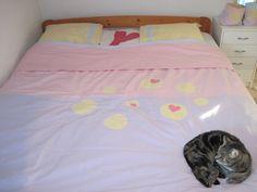 Makuuhuonetekstiilejä