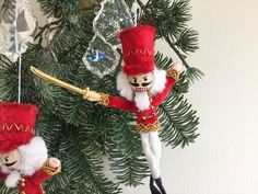 A personal favourite from my Etsy shop https://www.etsy.com/listing/484472029/nutcracker-ballet-ornament-doll