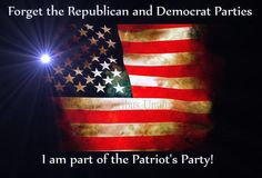 Yep and I am a PROUD CHRISTIAN  AMERICAN Patriot
