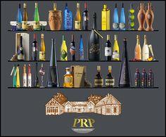 Wine tastings with PRP Wine International