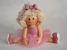 Bailarina de biscuit da Camila do Poronga's