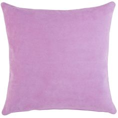 Barneys New York Nubuck Square Pillow (£275) ❤ liked on Polyvore featuring home, home decor, throw pillows, decor, pillows, purple, purple toss pillows, barneys new york, purple home accessories and purple throw pillows
