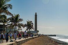 Die Top 30 Fotospots auf Gran Canaria Strand, Natur und Sehenswürdigkeiten Gran-Canaria Die besten Spots Gran Canaria - Faro de Maspalomas Leuchtturm