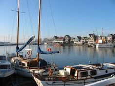 Travel with Me: Volendam | Pleasing Postcard of The Netherlands.