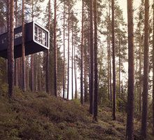 Treehotel.se - The Cabin