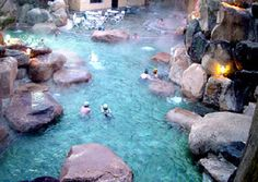 Hot Springs and Lakes in South Korea are emerging as new tourist destinations with their scenic beauty and excellent healing properties