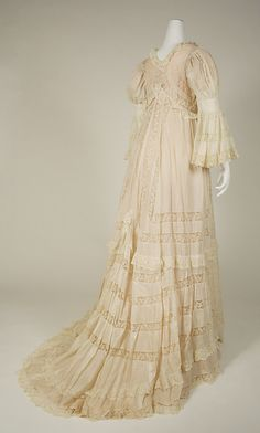 1890 S Nightwear On Pinterest Nightgowns Dressing And Gowns