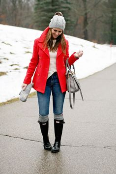 jillgg's good life (for less) | a west michigan style blog: my everyday style: a wintry mix!