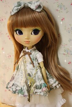 Juliette Foret Custom Pullip doll | Flickr – Compartilhamento de fotos!