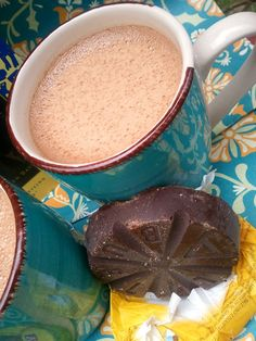 chica chocolatina: Best Ever Chocolate Mexicano- Mexican Hot Chocolate