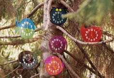 Vitra Zoo Timers - super gift for kids