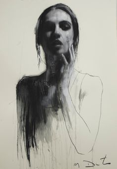 neutral notes | meeresstille: drawings by Mark Demsteader