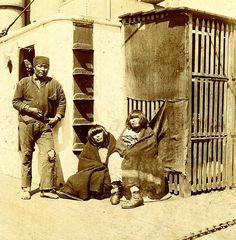 1890's Provincia de Tucumán. Trabajadores del Ingenio Luján
